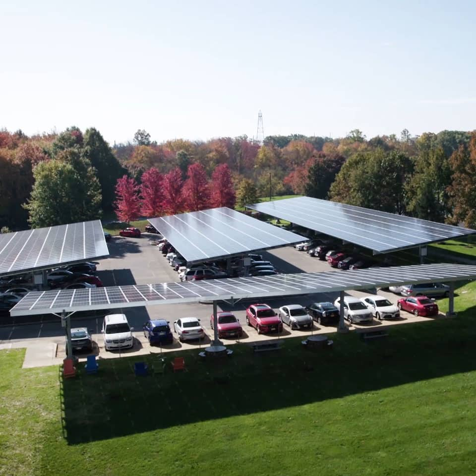 Siemens 'Living Lab' Microgrid Research Center in New Jersey