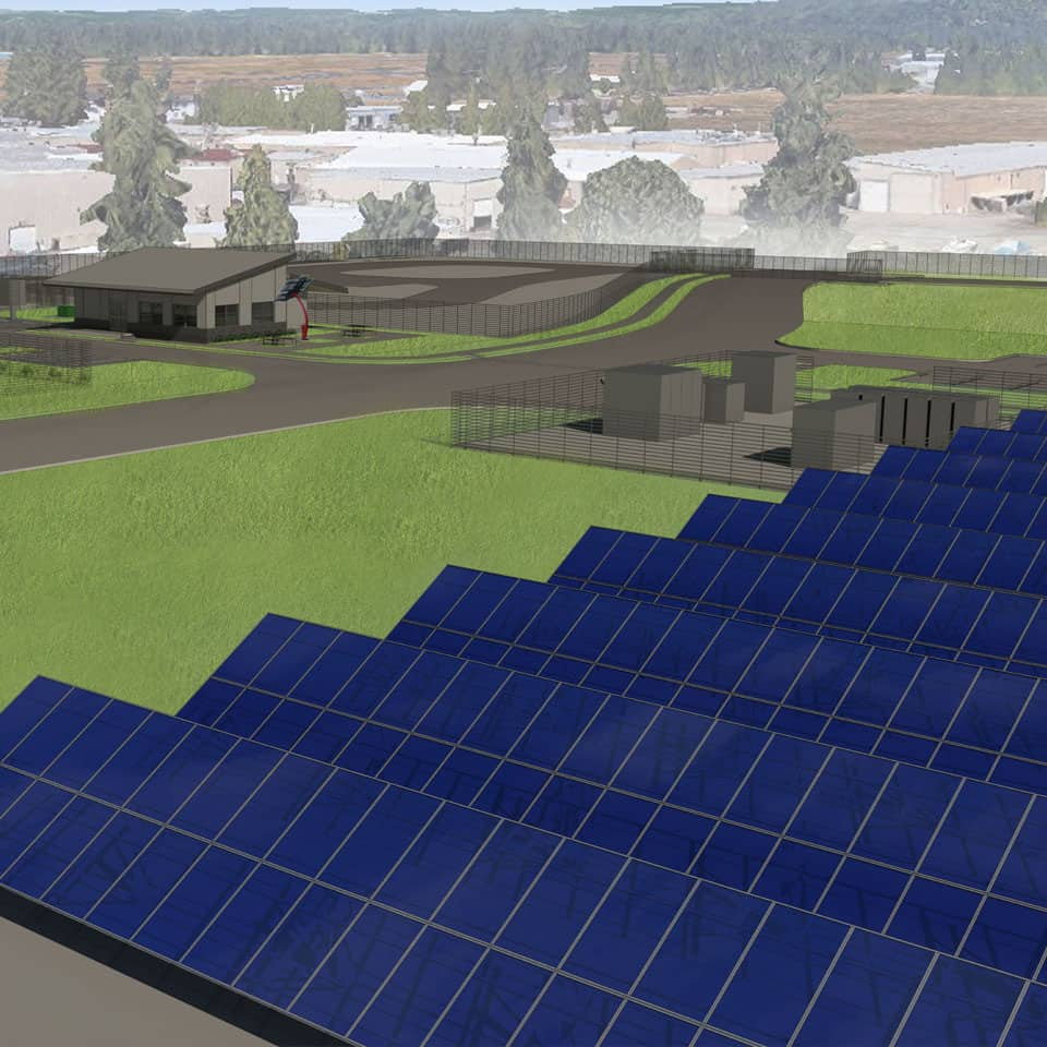 Improving Resilience in Washington State: Snohomish County's Arlington Microgrid Project
